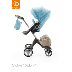 Stokke Xplory Summer Kit  Bluebell Blue