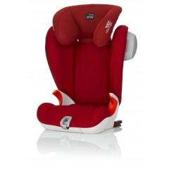Römer KidFix SL Sict 2016 Flame Red