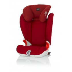 Römer KidFix SL 2016 Flame Red