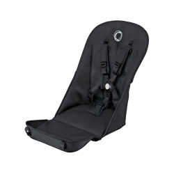 Bugaboo Cameleon seat fabric set Black