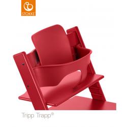 Stokke Tripp Trapp Baby Set Red