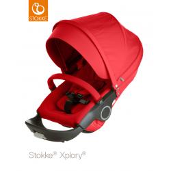 Sportovní sedačka Stokke Xplory & Trailz Red