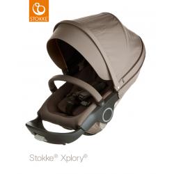 Sportovní sedačka Stokke Xplory & Trailz Brown