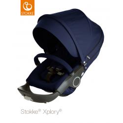 Sportovní sedačka Stokke Xplory & Trailz Deep Blue