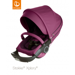 Sportovní sedačka Stokke Xplory & Trailz Purple