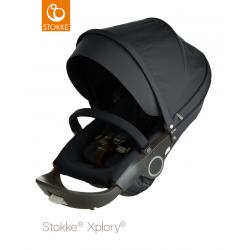 Sportovní sedačka Stokke Xplory & Trailz Black