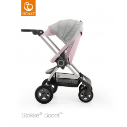 Stokke Scoot Soft Pink