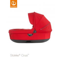 Stokke hluboké lůžko Crusi & Trailz Red
