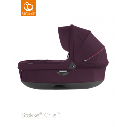 Stokke hluboké lůžko Trailz Purple