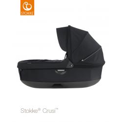Stokke hluboké lůžko Crusi & Trailz Black