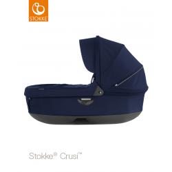 Stokke hluboké lůžko Crusi & Trailz Deep Blue