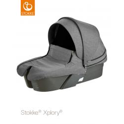 Stokke Xplory carrycot Black Melange