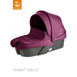 Hluboké lůžko Stokke Xplory Purple