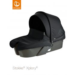 Hluboké lůžko Stokke Xplory Black