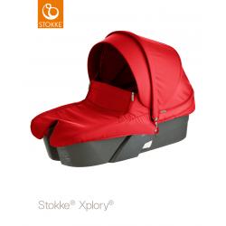 Hluboké lůžko Stokke Xplory Red
