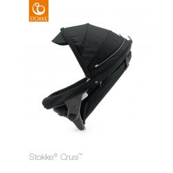 Stokke Crusi sourozenecká sedačka Black