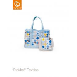 Stokke Nursing Bag (přebalovací taška) Silhouette Blue