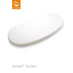 Stokke Sleepi prostěradlo Junior 60x165 cm White
