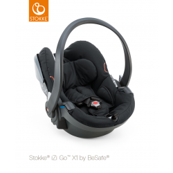 Stokke iZiGo X1 by BeSafe Black