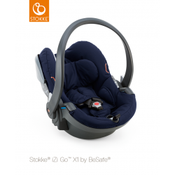 Stokke iZiGo X1 by BeSafe Deep Blue