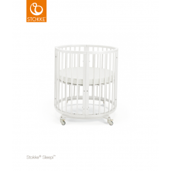 Stokke Sleepi Mini postýlka White