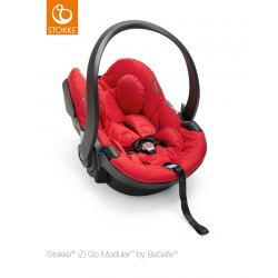 Stokke iZiGo Modular by BeSafe 2017 Red