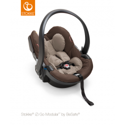 Stokke iZiGo Modular by BeSafe Brown