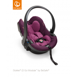 Stokke iZiGo Modular by BeSafe 2017 Purple