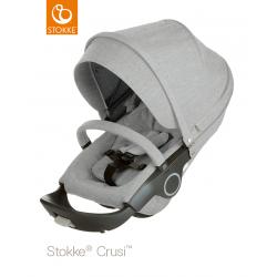Sportovní sedačka Stokke Xplory & Trailz Grey Melange
