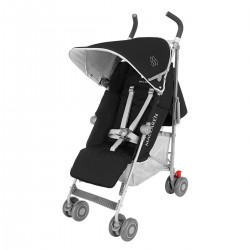 Maclaren Quest Black/Silver