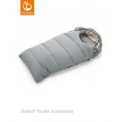 Stokke sleeping bag Down Cloud Grey