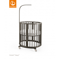 Stokke Sleepi Mini Hazy Grey