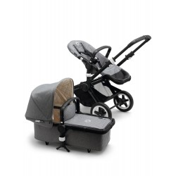 Bugaboo Buffalo Classic+ Collection Grey Mélange
