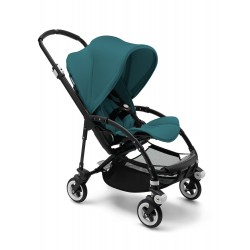 Bugaboo Bee 3 Modern Pastel Collection + fusak zdarma Petrol Blue