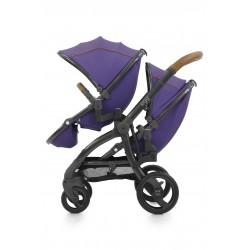 BabyStyle Egg Tandem sedací část Gothic Purple