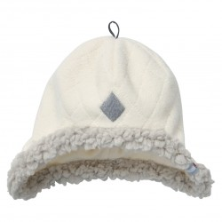 Lodger čepice Hatter Fleece Scandinavian Off-White 3-6m