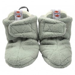 Lodger Slipper Fleece Scandinavian Forrest