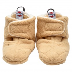 Lodger Slipper Fleece Scandinavian Sand 0-3 m
