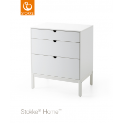 Stokke Home komoda White