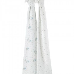 Aden + Anais Classic Swaddles 2-pack Night Sky