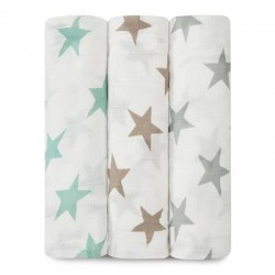 Aden + Anais Classic Swaddles 4-pack