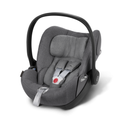 Cybex Cloud Q Plus 2017 Manhattan Grey