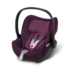 Cybex Cloud Q Plus 2017 Mystic Pink