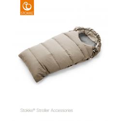Stokke sleeping bag Down Bronze Brown