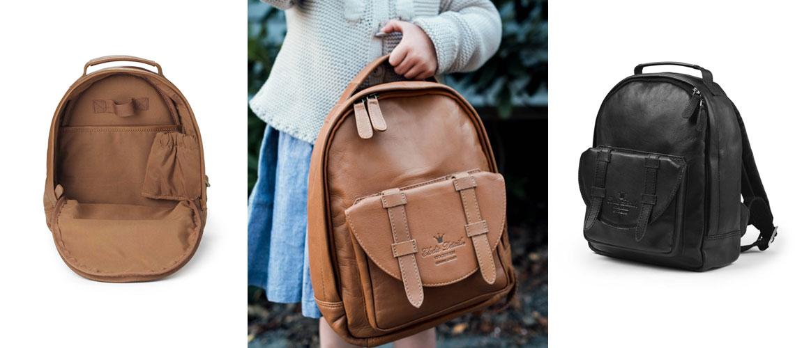 Elodie Details kožený batoh