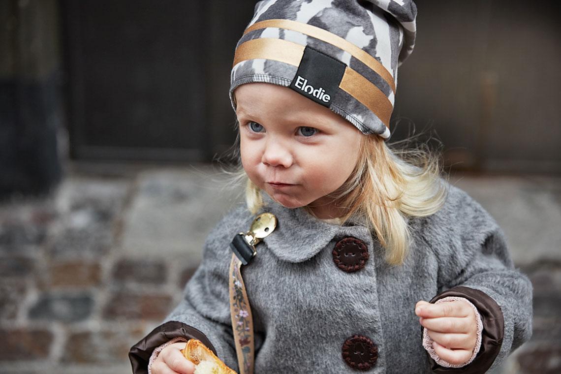 Elodie Details zimní bavlněná čepice