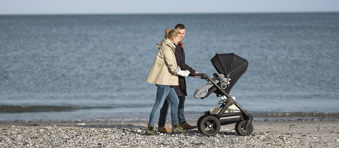 Stokke Trailz Black 2018