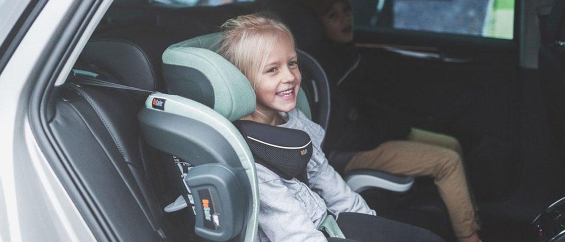 Autosedačka BeSafe I-Size Flex Fix