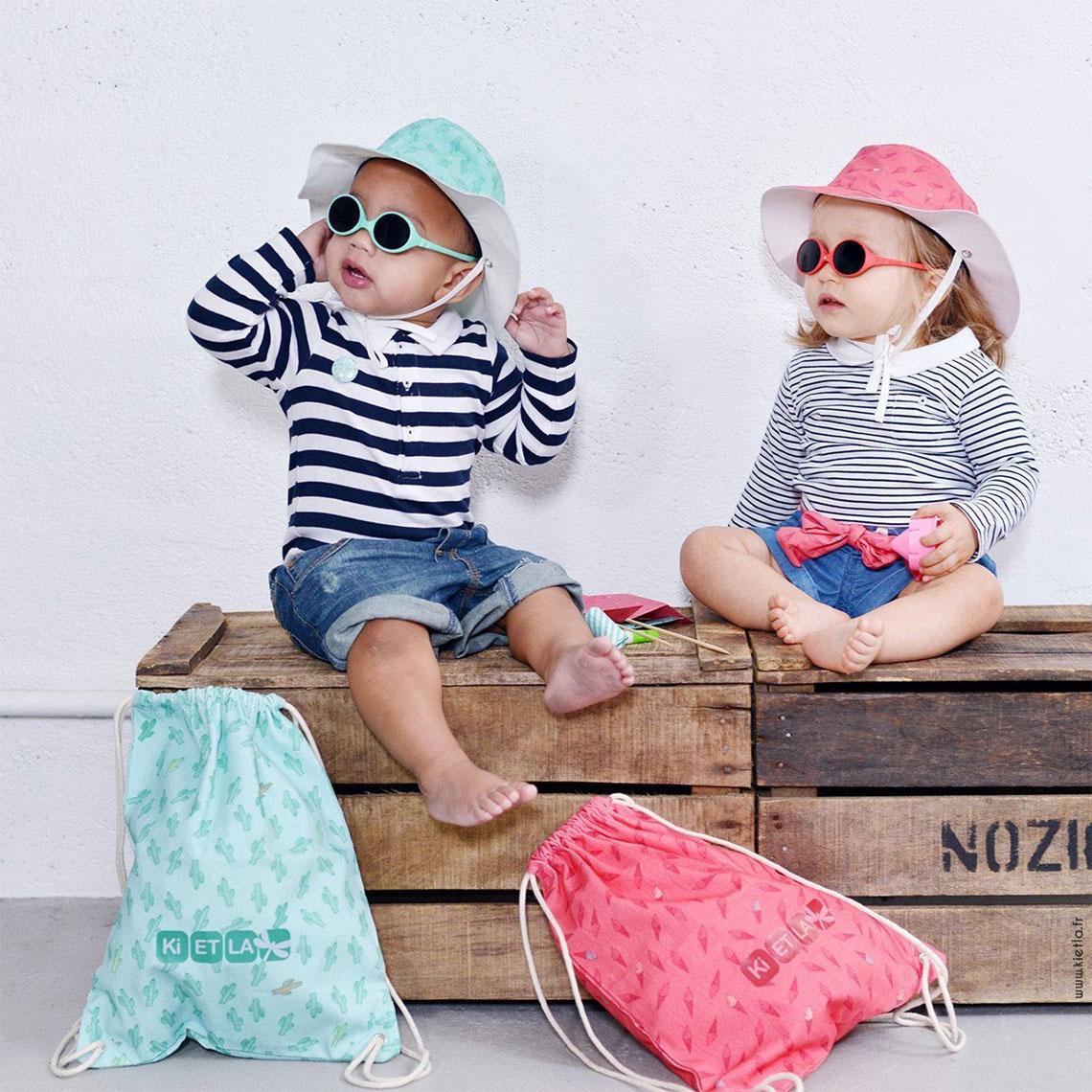 Kietla dětské kloboučky