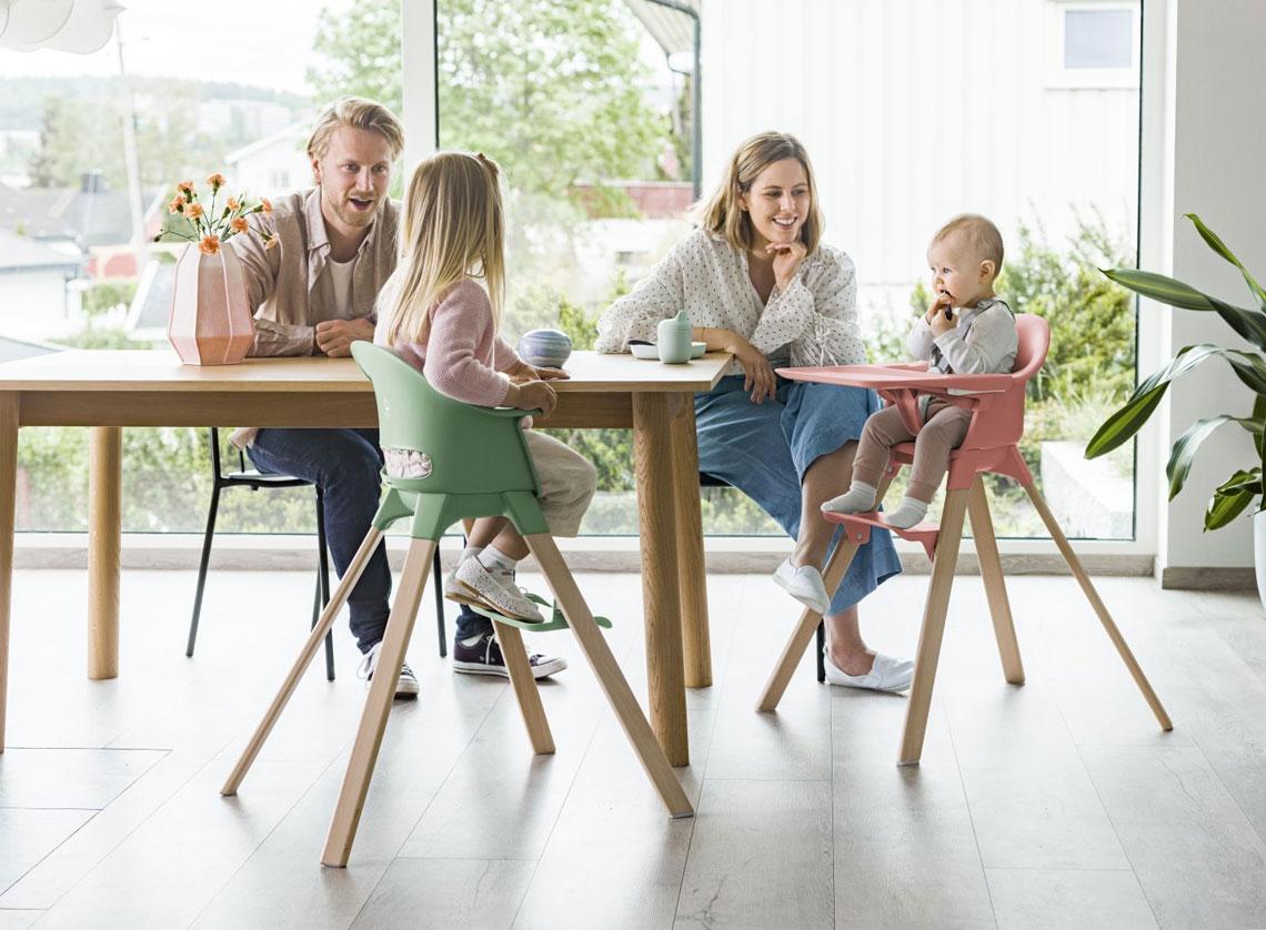 Stokke Clikk dětská židlička